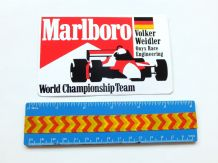 MARLBORO Volker Weidler Onyx Race Engineering  (F3000)   sticker  unused